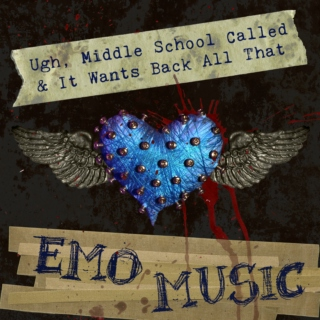 Ugh, Middle School Called & It Wants Back All That Emo Music
