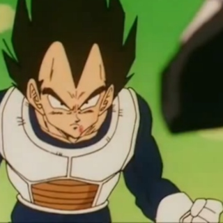 all hail vegeta // prince of nobody