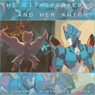 the cityspeaker and her knight