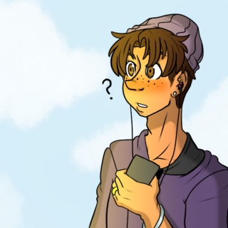 Freckles and Sunshine - A Modern!Marco Playlist