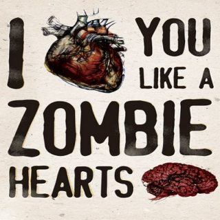 I'll Eat Their Brains 'Til They're Zombified.