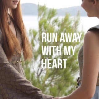 run away with my heart