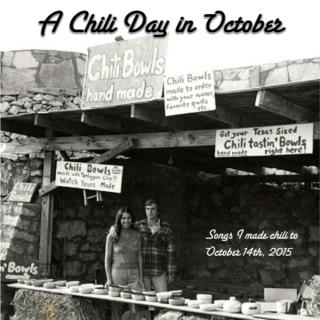 A Chili Day in October