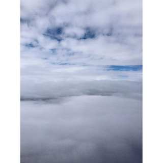 Looking Down From the Clouds