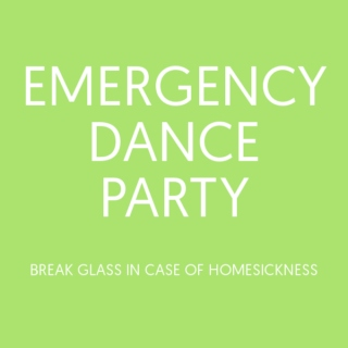 emergency dance party