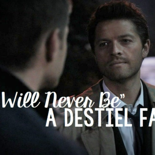 Home Will Never Be - A Destiel Fanmix