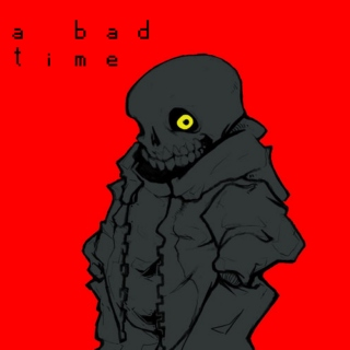 a bad time