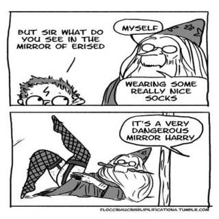 Harry Potter and the Playlist of Crϟck