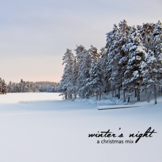 Winter's Night - A Christmas Mix