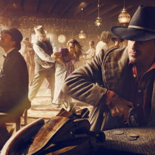 Ballads of the Black Snake Saloon