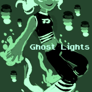 GHOST LIGHTS - an ectober mix