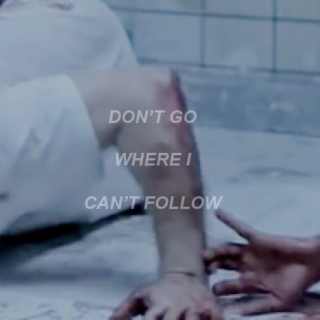 don't go where i can't follow