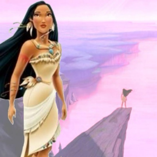 Ⱳherever the Ⱳind Ƭakes Ꜧer ➶ A Pocahontas Mix