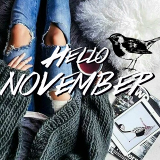 Tumblr Playlist {November 2015}