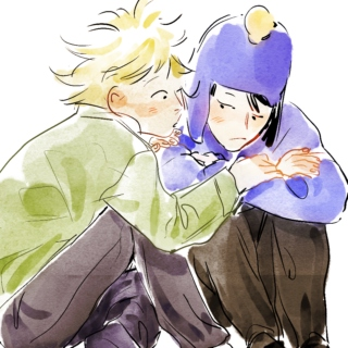 Let's just fall in love [Creek]