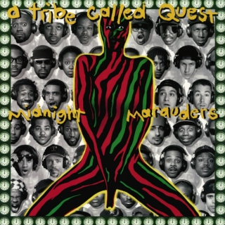 A Tribe Called Quest - Midnight Marauders [The Samples]