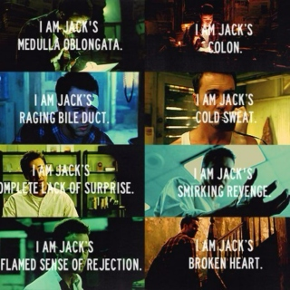 I Am Jack's Wasted Life.