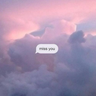 I miss you thats its so hard to breathe