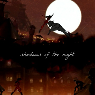 SHADOWS OF THE NIGHT / / a ladynoir fanmix