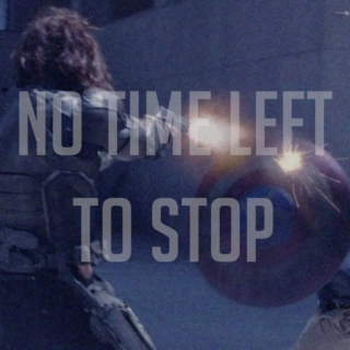 no time left to stop - a bucky barnes mix
