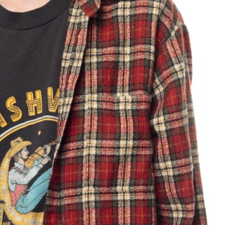 fifty layers of flannel