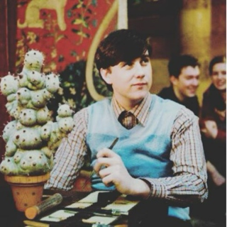 the herbology boy