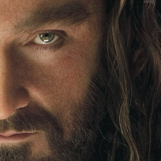 Last of the Durin's line.Sleep in peace...