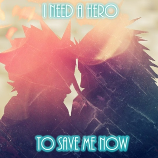 I Need a Hero to Save Me Now ~ Cloud-x-Zack