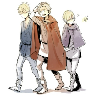 We are young (APH Viking Trio)