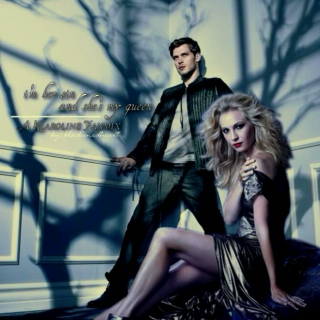 i'm her sin and she's my queen | a klaroline fanmix