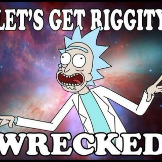 Lets get Rickety-Rickety-Wrecked