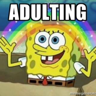 Something to Adult to