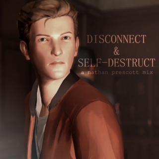 disconnect & self-destruct