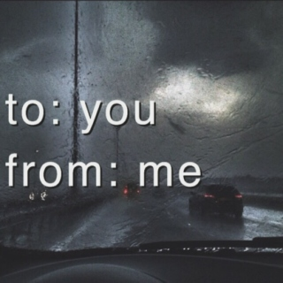 to: you  from: me