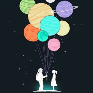 He loved her so much that he gave her the universe