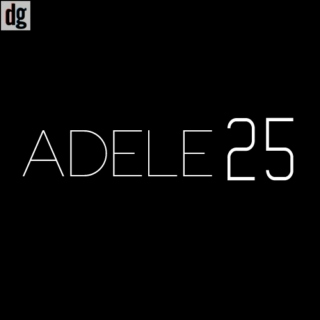 Adele 25 (top favorite)