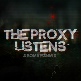 the proxy listens