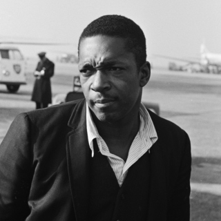 Something About John Coltrane