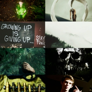 Where my demons hide / Peter Pan OUAT