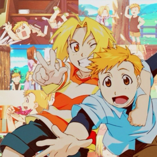 Brothers Elric