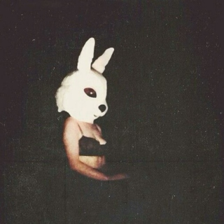 Be the rabbit.