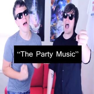 """""""The Party Music"""""""