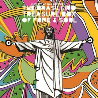 The Brasileiro: Treasure Box Of Funk
