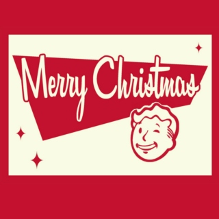 Merry Christmas from the Wasteland!