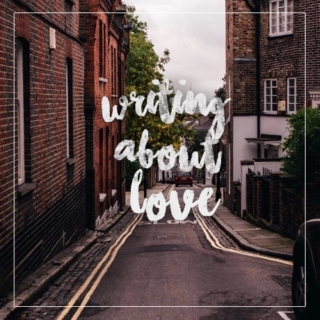 writing about love