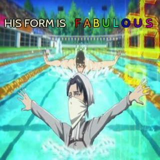 His Form Is FABULOUS