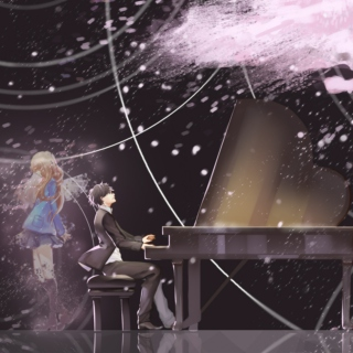 Your Lie in April ~♫