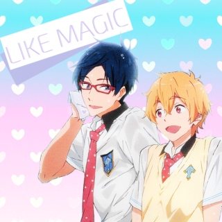 ★ LIKE MAGIC ★