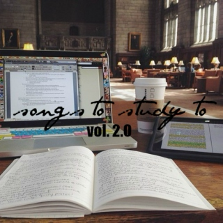 songs to study to | vol. 2