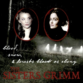 blood, snow, and forests black as ebony: the sisters grimm